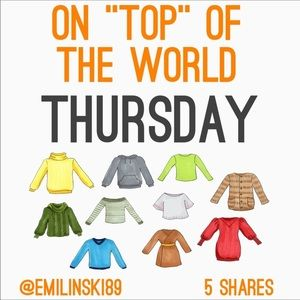 Thursday Tops Group
